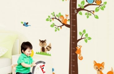 Odlična dekoracija za sobe malčkov
