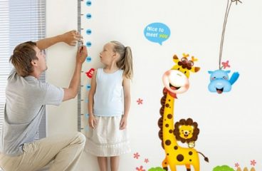 Poživimo otroško sobo z nalepkami