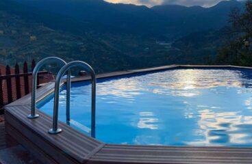 Učinkovito ogrevanje bazena